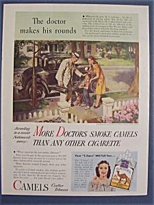 1946  Camel  Cigarettes (Image1)