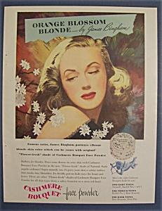 1946  Cashmere  Bouquet  Face  Powder (Image1)