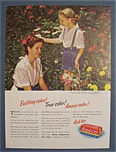 1946  Ansco  Color  Film (Image1)