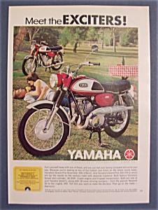 Vintage Ad: 1968  Yamaha (Image1)