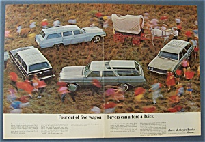 1964 Buick Station Wagons