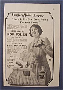 1923  Liquid  Veneer  Mop  Polish (Image1)