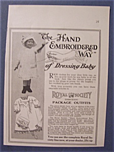 1914  Royal  Society  Package  Outfits (Image1)