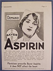 1928  Bayer  Aspirin (Image1)