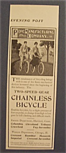 1904 Chainless Bicycle