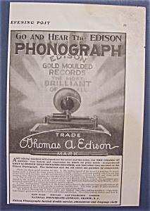 1904  The  Edison  Phonograph (Image1)