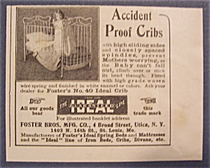 1904  Accident  Proof  Cribs (Image1)