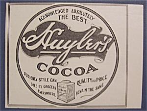 1904  Shuyler's  Cocoa (Image1)