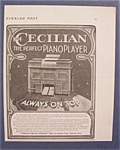 1904  Cecilian  Piano  Player (Image1)