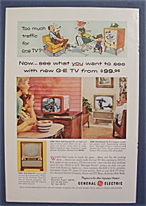 1955  General  Electric  Television (Image1)