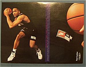 Vintage Ad: 1995 Nike With Alonzo Mourning