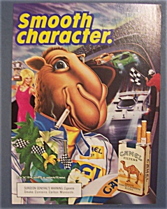 1989  Camel  Cigarettes  with  Joe  Camel (Image1)