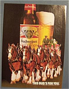 1985  Budweiser  Beer (Image1)