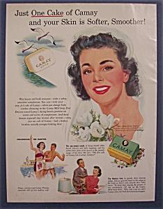 1946  Camay  Soap (Image1)