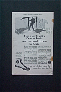 1928 Keds Shoes with Parachute Jumper to Keds (Image1)