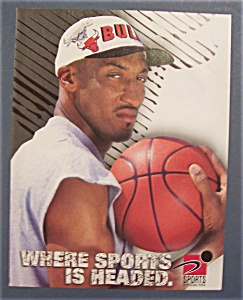 1996 Sports Specialties with Scottie Pippen (Image1)