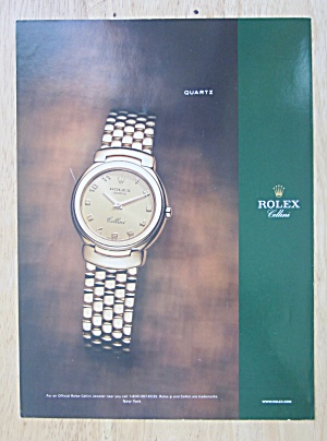 2005 Rolex Watches With Rolex Cellini