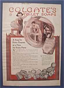 1914  Colgate  Toilet  Soaps (Image1)