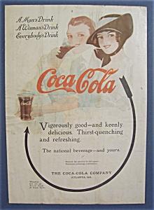 Vintage Ad: 1914  Coca  -  Cola (Image1)