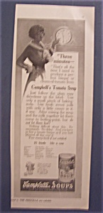 1914 Campbell's Tomato Soup