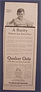 1914  Quaker  Oats  Cereal (Image1)