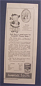 1915 Campbell's Soup