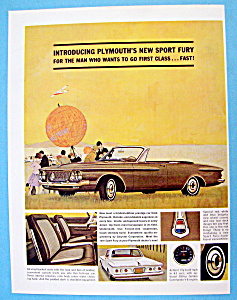 1962 Plymouth with the New Sport Fury (Image1)
