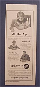 1915  Quaker  Oats  Cereal (Image1)