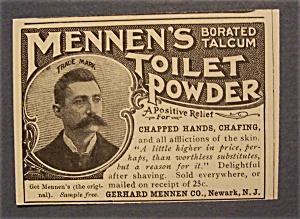 1904  Mennen's  Toilet  Powder (Image1)