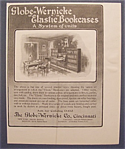 1904 Globe-Wernicke Elastic Bookcases with Bookcases (Image1)