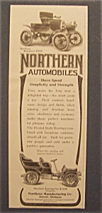 1904 Northern Automobiles