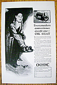 1926 Williams Oil O Matic Heating with Man Shoveling (Image1)