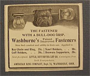 1904  Washburne's  Fasteners (Image1)