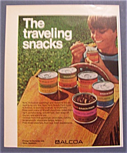 1970 Hunt's Snack Pack Pudding