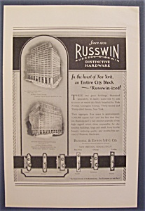 1926  Russwin  Distinctive  Hardware (Image1)
