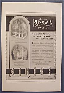 1926  Russwin  Distinctive  Hardware (Image1)