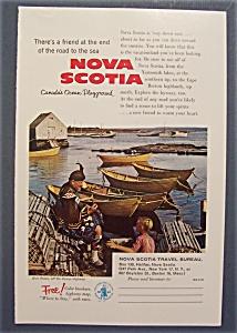 Vintage Ad: 1961 Nova Scotia (Image1)