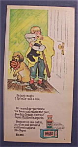 1970  Bayer  Children's  Aspirin (Image1)