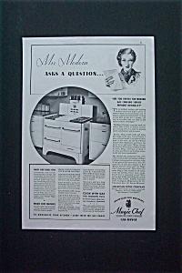 1936 Magic Chef Gas Range with Magic Chef Series 4700 (Image1)