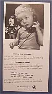 1943 Bell Telephone System