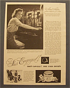 1943  Pond's  Cold  Cream (Image1)