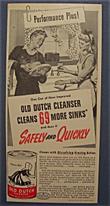 1944 Old Dutch Cleanser
