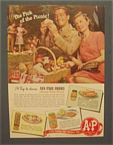 1944 Ann Page Foods