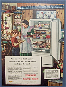 1948  Frigidaire  Refrigerator (Image1)