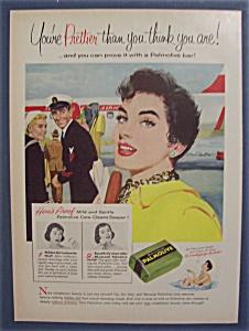 Vintage Ad: 1956 Palmolive Soap (Image1)