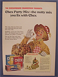 1966  Wheat,  Corn &  Rice  Chex  Cereal (Image1)