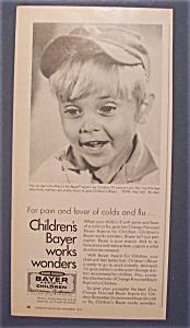1966  Bayer  Children  Aspirin  With  Little  Mike (Image1)