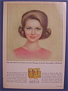 1964  Breck  Shampoo (Image1)