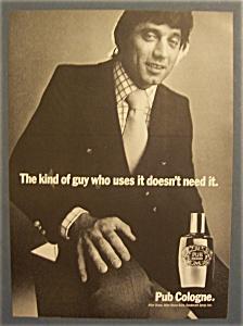 1971 Pub Cologne with Joe Namath (Image1)