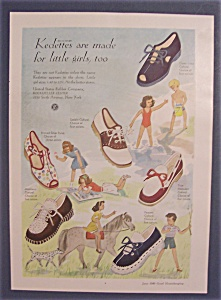 1940  Kedettes  Shoes (Image1)